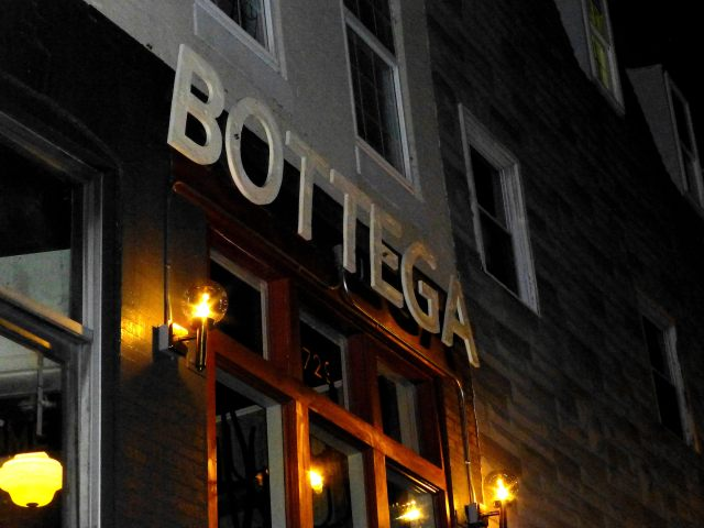Bottega, the idea of it